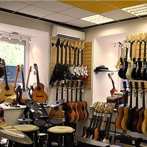 Музыкальные магазины Липецка