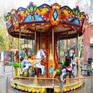 Парки культуры и отдыха Липецка