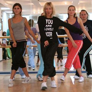 Школы танцев Липецка