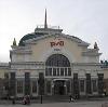 Железнодорожные вокзалы в Липецке