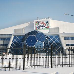 Спортивные комплексы Липецка