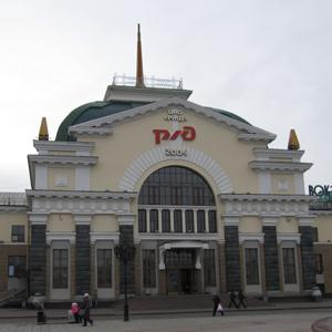 Железнодорожные вокзалы Липецка
